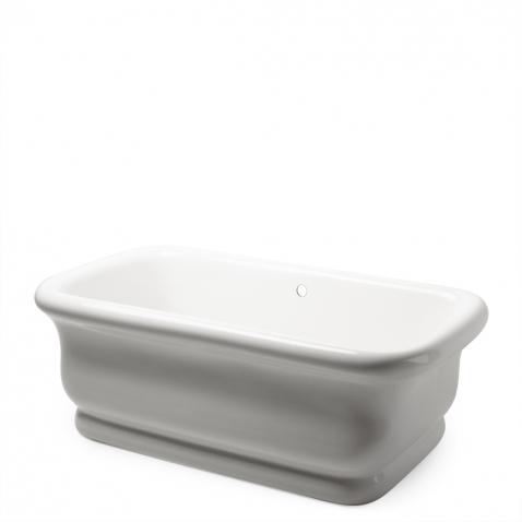 Empire 70 X 34 X 24 Freestanding Rectangular Bathtub Prod